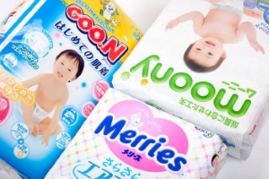 Японские подгузники и трусики Moony — высокое качество и забота о малышах